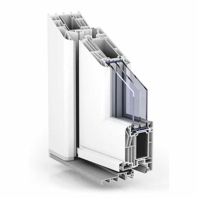 Schüco Alu-Fenster AWS 75.SI Premium | FENSTERNORM.COM
