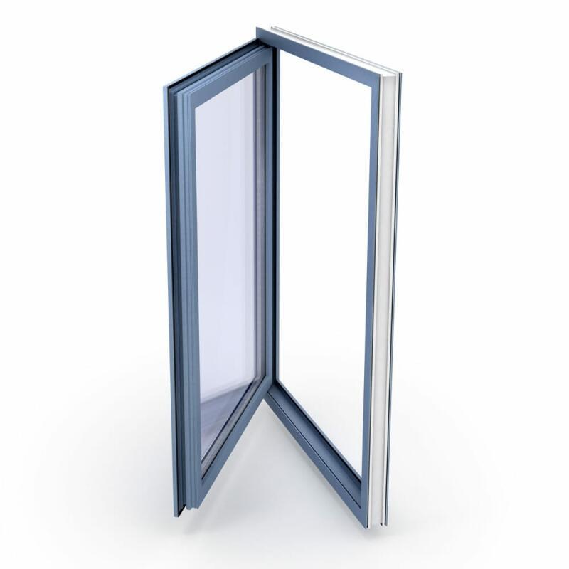 Kunststofffenster trocal 76 classic fensternorm com for Kunststofffenster rund