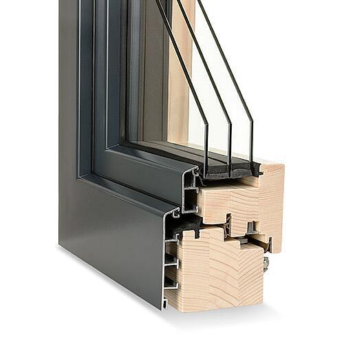 Solid Fenster Erfahrungen alu holzfenster solid 96 fensternorm com