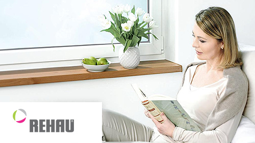 rehau kunststoff. Black Bedroom Furniture Sets. Home Design Ideas